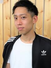 男性スタッフが多い《JOE SUZUKI no 美容室》だから通いやすい☆大人気のデザインカットをお試しください♪