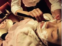 【平日21:00迄受付!!】大事な日の前夜にも★身だしなみ&リラクゼーションは≪ヘアーモードキクチ≫にお任せ