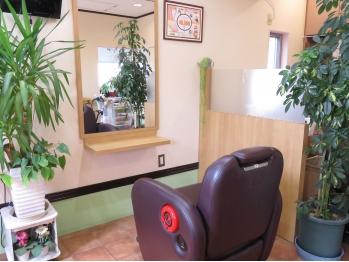 ヘアーサロンヨツモト(Hair salon yotsumoto)(鹿児島県姶良市/美容室)