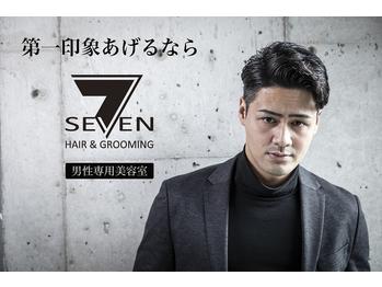 セブン 天六店(SEVEN)(大阪府大阪市北区/美容室)