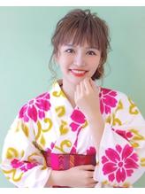 ☆Shellbear ☆浴衣ヘアセット☆.25