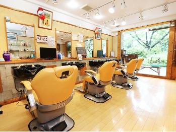 マカナ ヘアー(makana hair)(神奈川県川崎市多摩区/美容室)