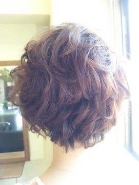 hair sos ひし形ショートボブ(*^^*)