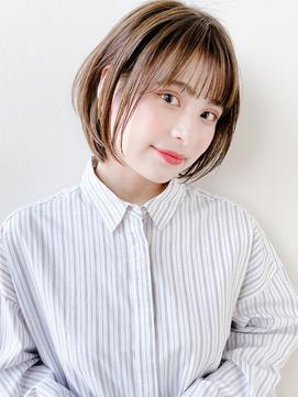 [K-two青山]大人女性のショートヘア/モテ髪カタログ[表参道]