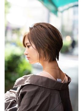 ☆BUENAVISTA☆小顔に見える ハンサムショート