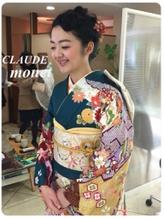 振袖【CLAUDE-monet-Collection】 清楚.48