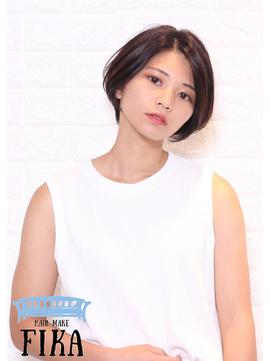 【FIKA 津田沼】前髪なし/大人女子/小顔/ナチュラルボブ★