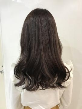 大人の艶髪ラセットグレー/着物/ピンクベージュ/モテ髪カタログ