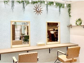 ヘアー サロン フルール(hair salon Fleur)(神奈川県川崎市多摩区/美容室)