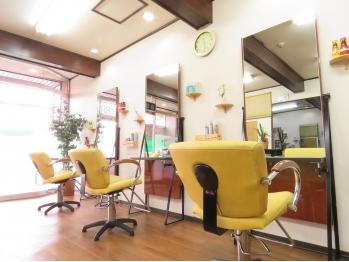 リズムヘアー Rhythm Hair(北海道札幌市清田区/美容室)