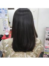 縮毛矯正 8/7 ¥5400.13