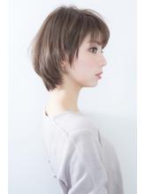 【Ciel】 骨格カバーの奥行き小顔ショート VERY.34