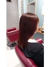 夏のナチュラル艶髪スタイル.1