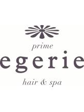 ヘアエジェリプリム (hair&spa egerie prime)