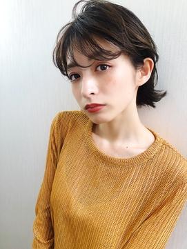 【Neolive & 渋谷店】あざと可愛い王道ショートヘア