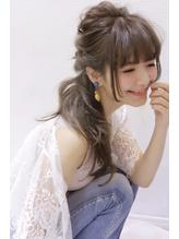 《朝ラクstyle》休日のオシャレを楽しむ☆ルーズアレンジ 三つ編.34
