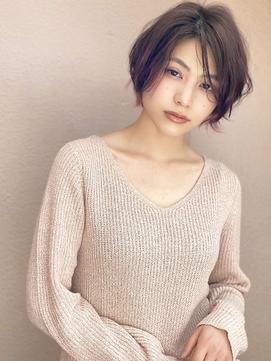 《Agu hair》おしゃかわ美人ショート2