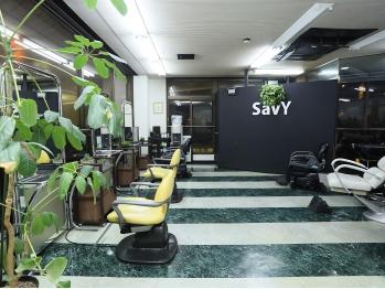 ヘアーサロン サヴィー(savy)(東京都三鷹市/美容室)