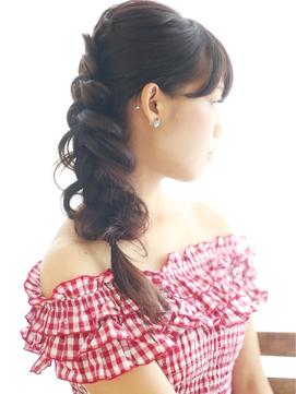 ★清楚に見えてからのオトナ女子アレンジスタイル★【新小岩】