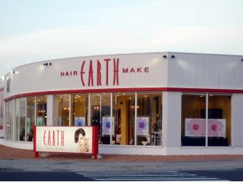 アース 八戸店(HAIR & MAKE EARTH)(青森県八戸市/美容室)