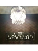 クレッシェンド(crescendo)