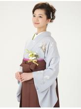 【卒業式・袴ヘア】キリッと華やかカールアップスタイル .13