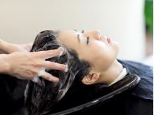 頭皮ストレスの原因「毛穴のつまり・頭皮のこり」☆4種類のスパメニューから悩みや気分に合わせ徹底ケア!