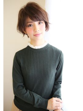 『PD神戸』【海口裕】大人可愛い☆ヘルシーショートスタイル☆
