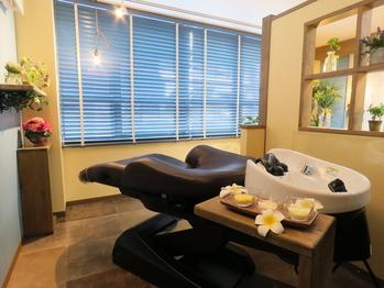 ヘアーアンドセラピー ココンプリエ(hair therapy cocon prier)(大阪府大阪市中央区/美容室)