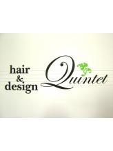ヘアアンドデザイン クインテット(hair & design Quintet)