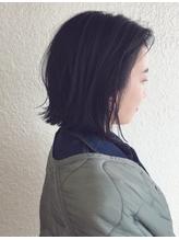 Gest style 切りっぱなし外ハネボブ.6