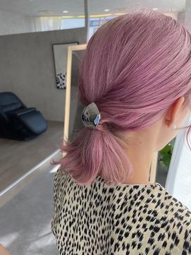 hair arrange×bob