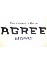 アグリーアンサー(AGREE~Answer~)