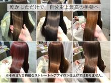 髪質改善 ソアリス 烏丸丸太町店(soiris)の詳細を見る