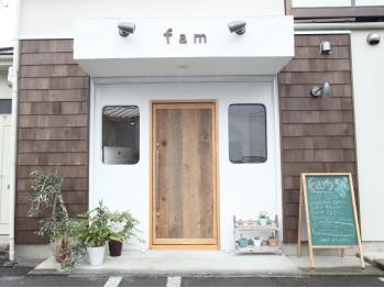 ファム(fam)(神奈川県小田原市/美容室)