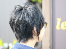 カット技術にお褒めの口コミ多数あり◎ショートヘアだからこそ、こだわりが強く、高い技術が活かされる!!