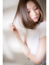 【Euphoria銀座】さらっとストレート☆ 担当:稲葉 ブラウンアッシュ.54