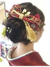 着物★振袖★卒業式 入学式 結婚式スタイル ホットカーラー.18