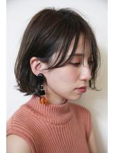 レイヤーボブ × ナチュラルハイライト【Baco.】.14