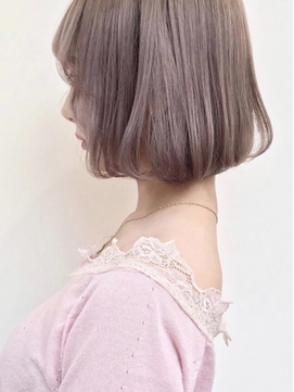 『AUSTIN錦糸町』イルミナカラー×ヘルシーボブ