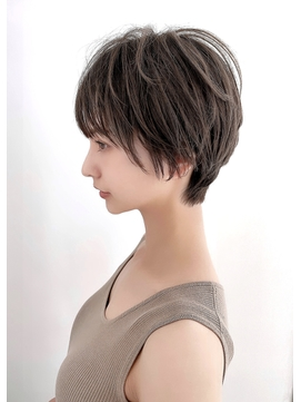 【GARDENTokyo】小顔 ナチュラルショート