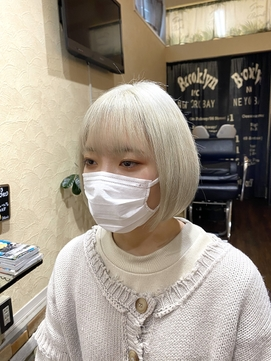 ☆★ 狗巻棘ヘアカラー × 呪術廻戦 ★☆ (SOMEBRIDGE 亀有)