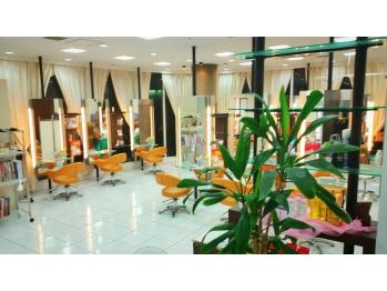 レーヴ 栃木店(REVE)(栃木県栃木市/美容室)