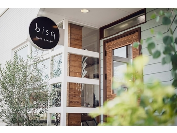 ビスクヘアデザイン(bisq hair design)(佐賀県佐賀市/美容室)