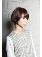 &ヘアー/新垣結衣ぽいショート 50代.57