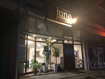 ジュノ ヘアーアンドクリエイト(juno hair&create)(福岡県太宰府市/美容室)