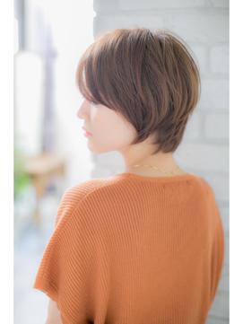 【canon】大人可愛い♪王道ナチュラルショート 【下北沢】