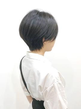 望月が提案する最旬ショート/ Raffune Yokohama 望月学俊