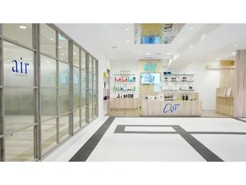 エアー ヨコハマ(air YOKOHAMA)(神奈川県横浜市西区/美容室)