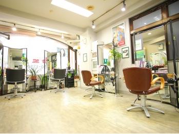 美容室J J東武練馬店の写真